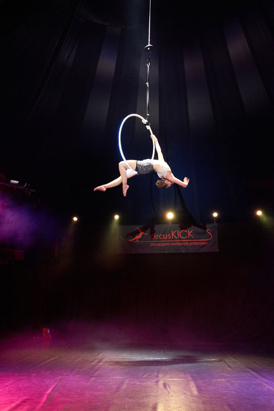 Fliegwerk Circus Kicks 2018